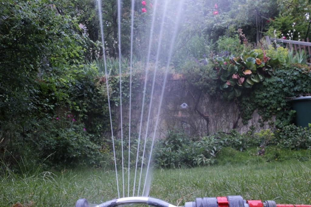 Gartensprinkler
